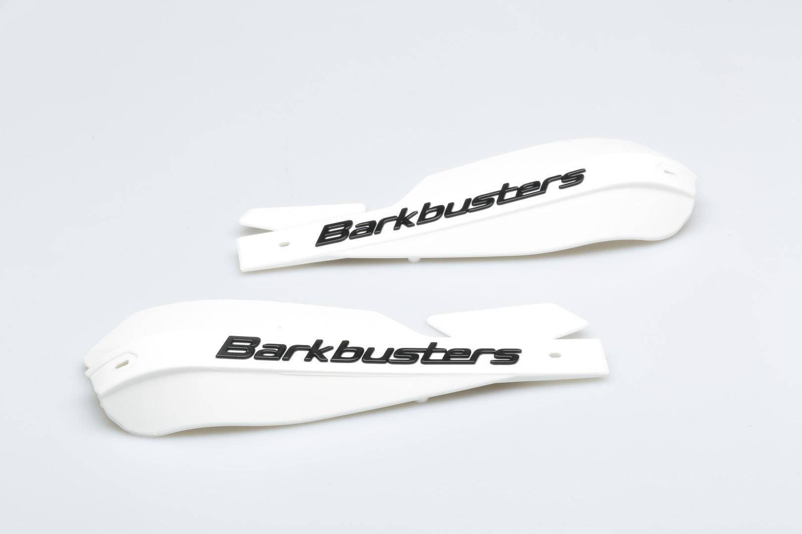 Protège-mains Barkbusters VPS blanc