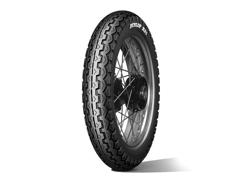 Pneu Dunlop K81 TT100 Gp 130/80-18 TT 66H