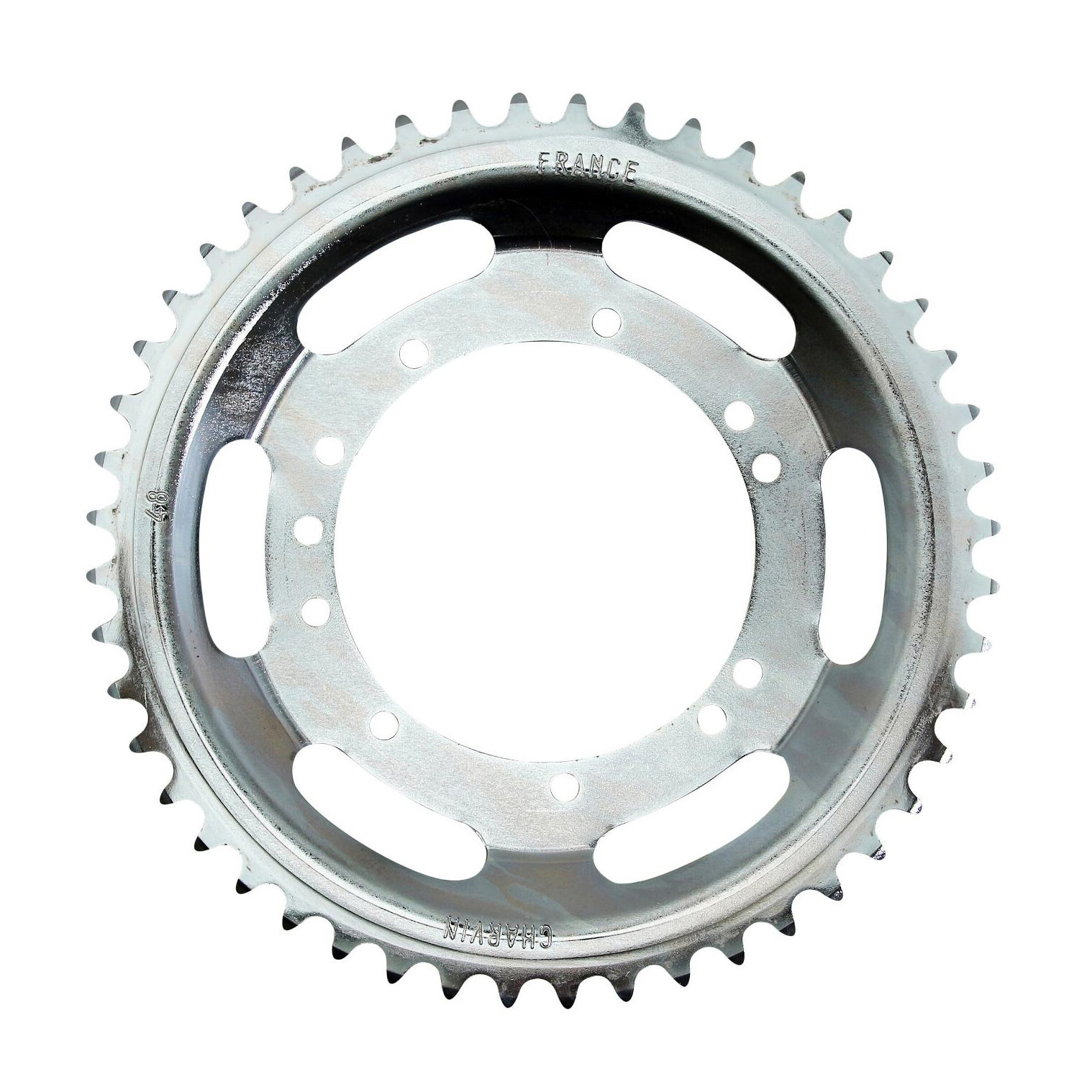 Couronne 1Tek D.94 11 trous Cyclo CHARVIN Peugeot 103 V Rayons - 48