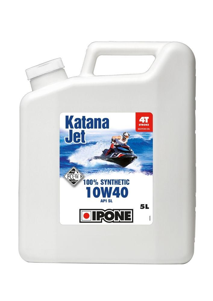 Huile moteur 4T Ipone Katana Jet 10W40 5L