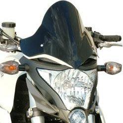 Saute-vent Bullster 31 cm fumé noir Honda CB 1000 R 08-14
