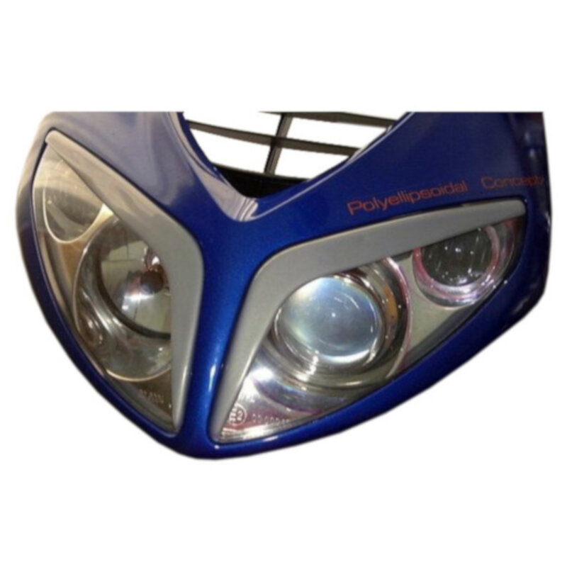 Masque d'optique MTKT Speedfight 2 - Blanc
