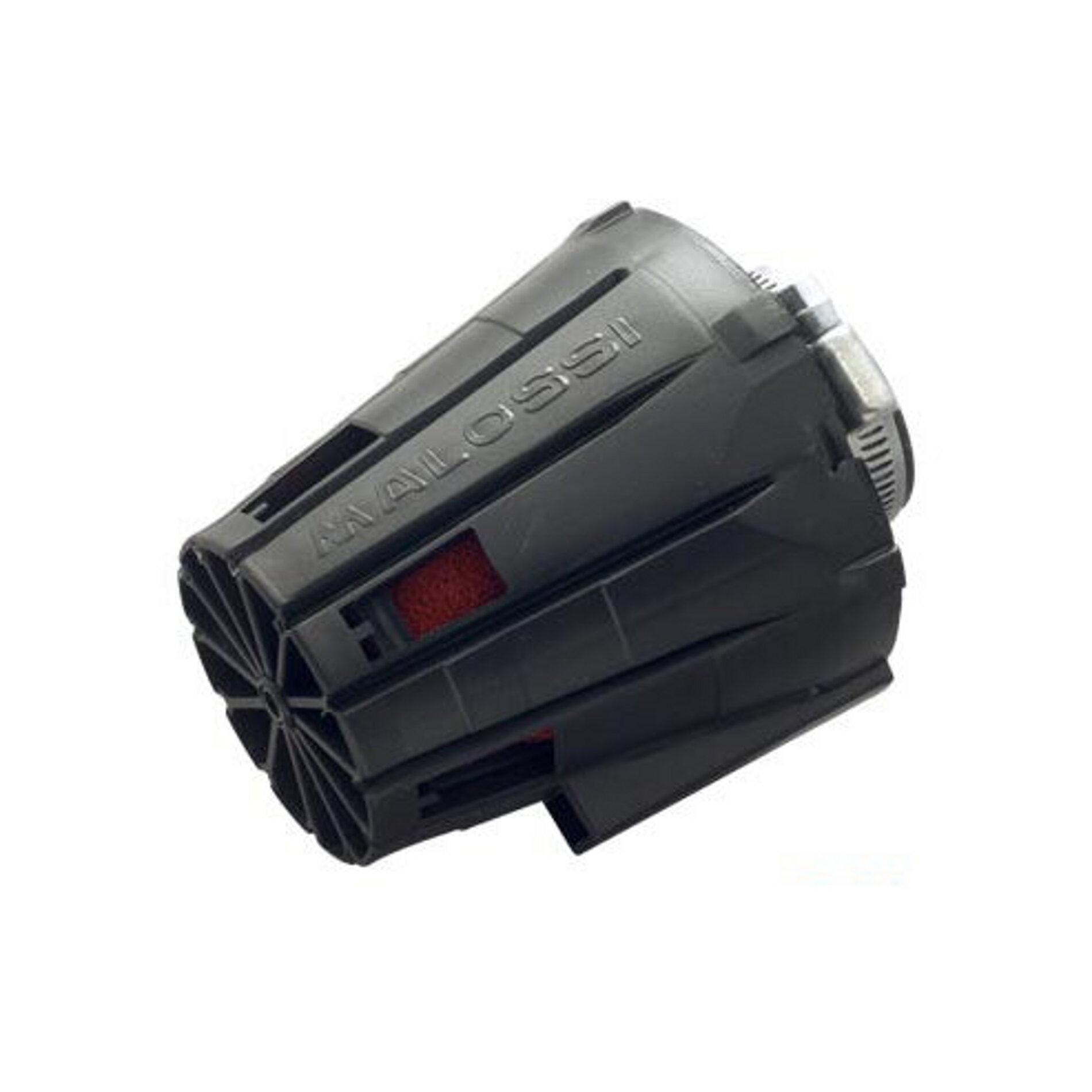 Filtre à air Malossi E5 couvercle noir pour phbg