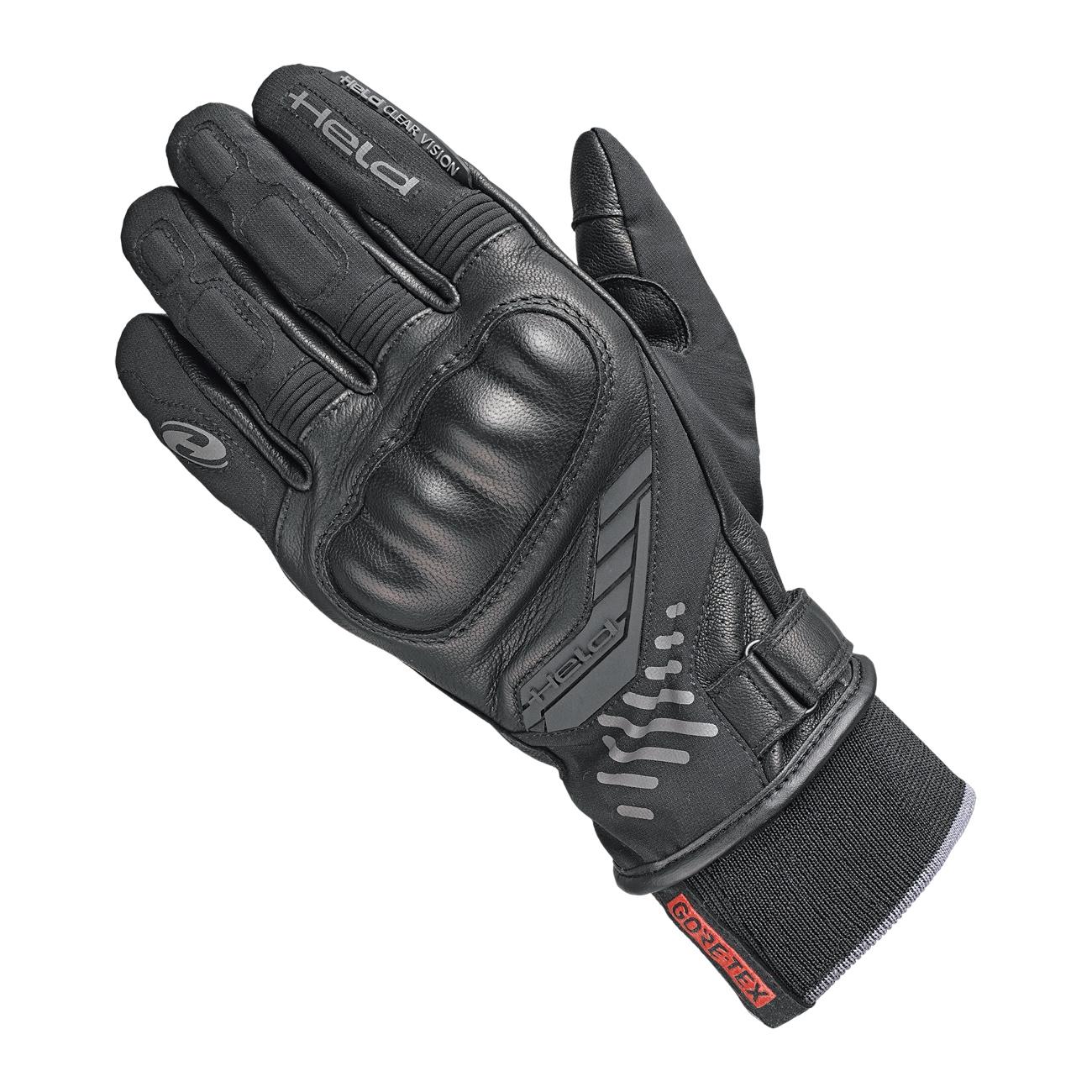 Gants Held Madoc noir - 8