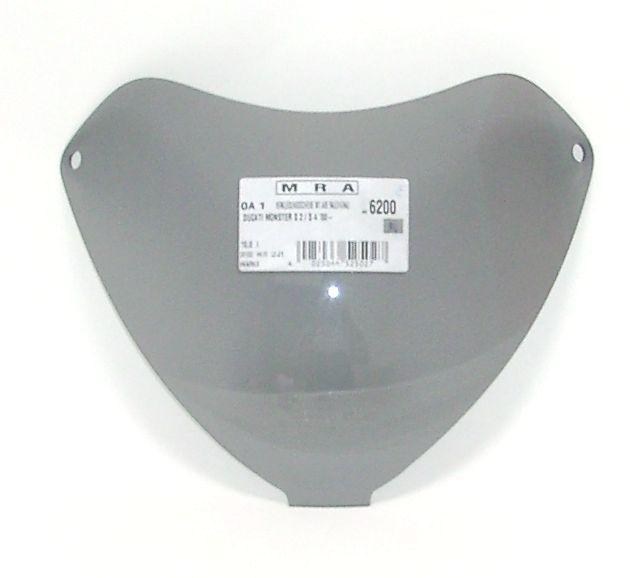 Saute-vent MRA type origine clair Ducati Monster 1000 S4R 04-07
