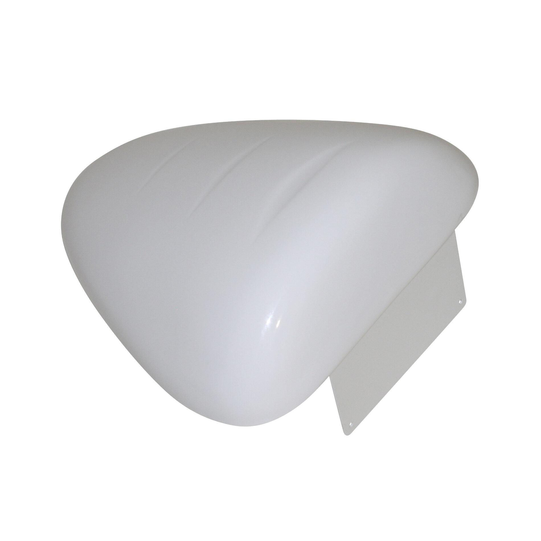 Dosseret de selle MTKT Aprilia RS 50 / 125 - Blanc