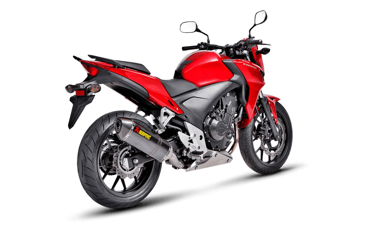 Silencieux Akrapovic Carbone Honda CB 500 X 13-16