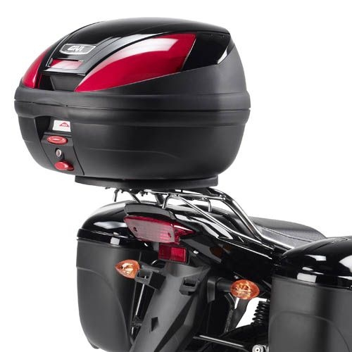 Support top case Givi Yamaha YBR 125 10-14