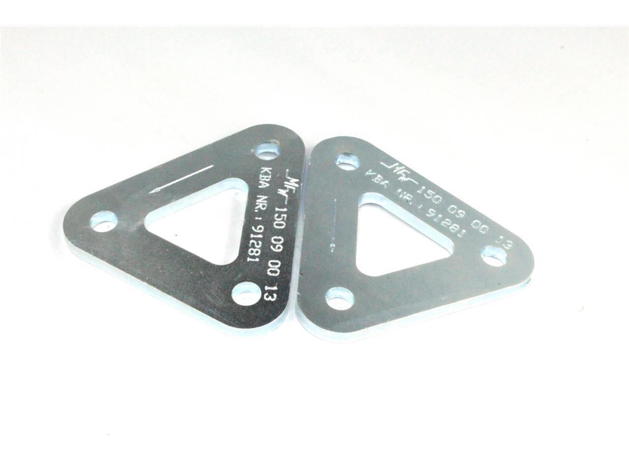 Kit rabaissement de selle -30 mm Tecnium pour Honda VFR 800 03-13