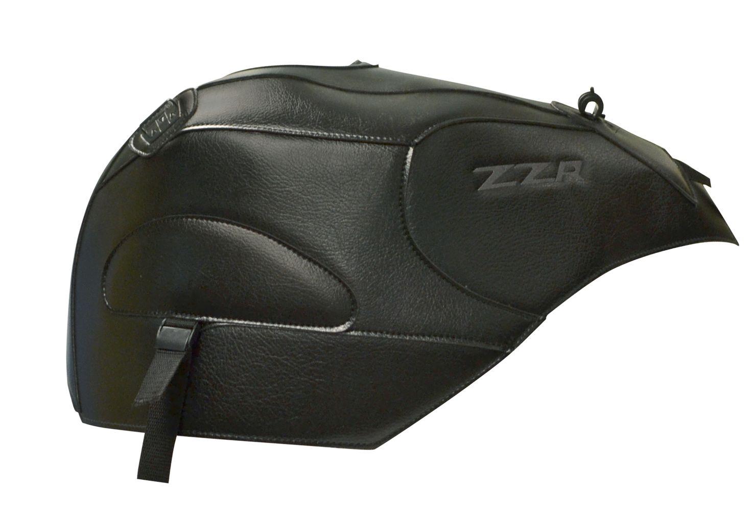 Protège-réservoir Bagster Kawasaki ZZR 1400 12-15 noir