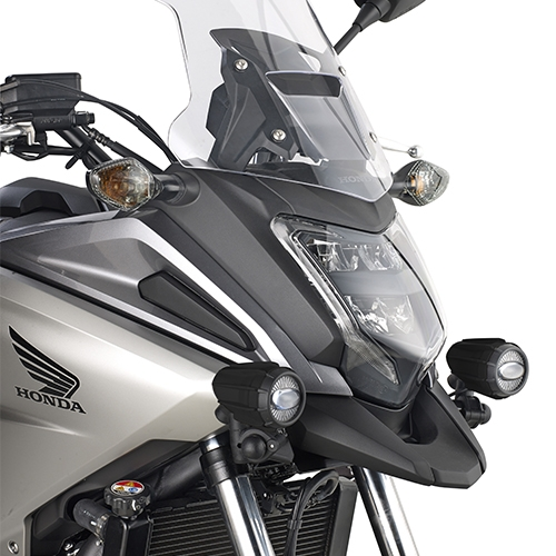 Support pour feux additionnels Kappa Honda NC 750X 16-18