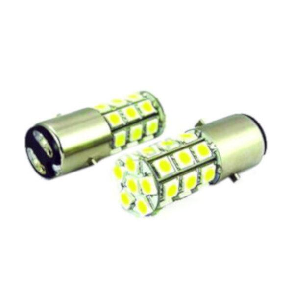Ampoule LED BA20D blanche