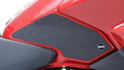 Kit grip de réservoir R&G Racing noir Honda VFR 800 X Crossrunner 15-1