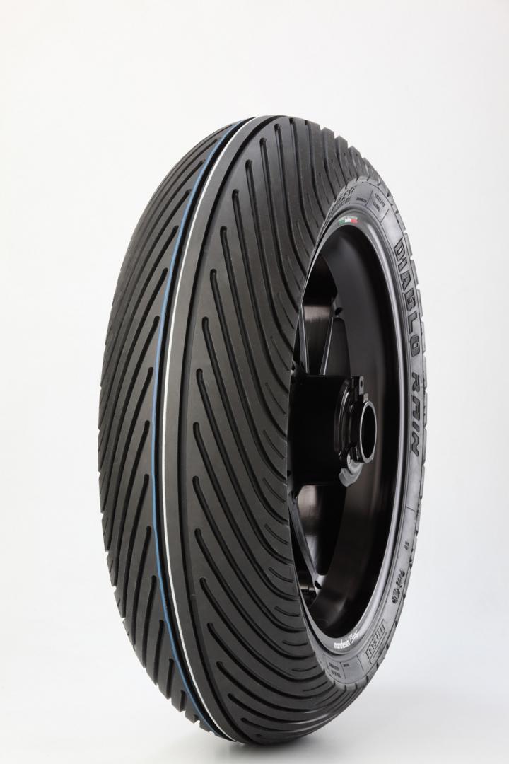 Pneu Pirelli Diablo Rain SCR1 125/70R17