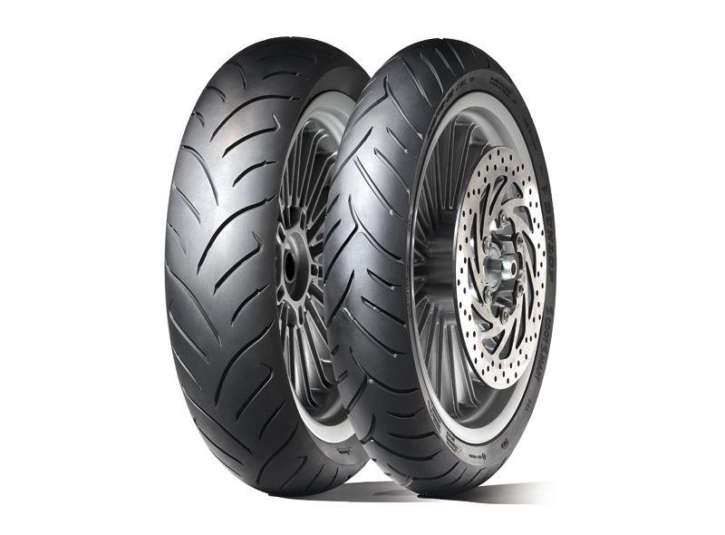Pneu Dunlop Scootsmart 90/100-10 TL 53J