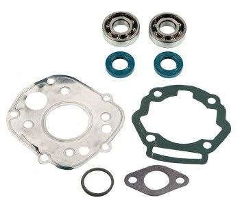 Kit roulements de vilebrequin + joints haut moteur C4 pour Aprilia RS