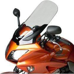 Bulle Bullster haute protection 60 cm fumée grise Honda CBF 1000 06-10