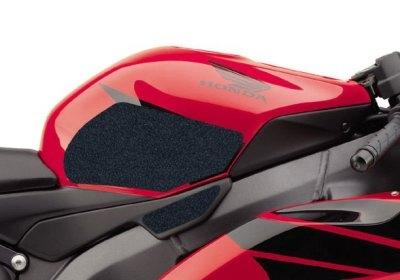 Kit grip de réservoir R&G Racing noir Honda CBR 1000 RR 04-07