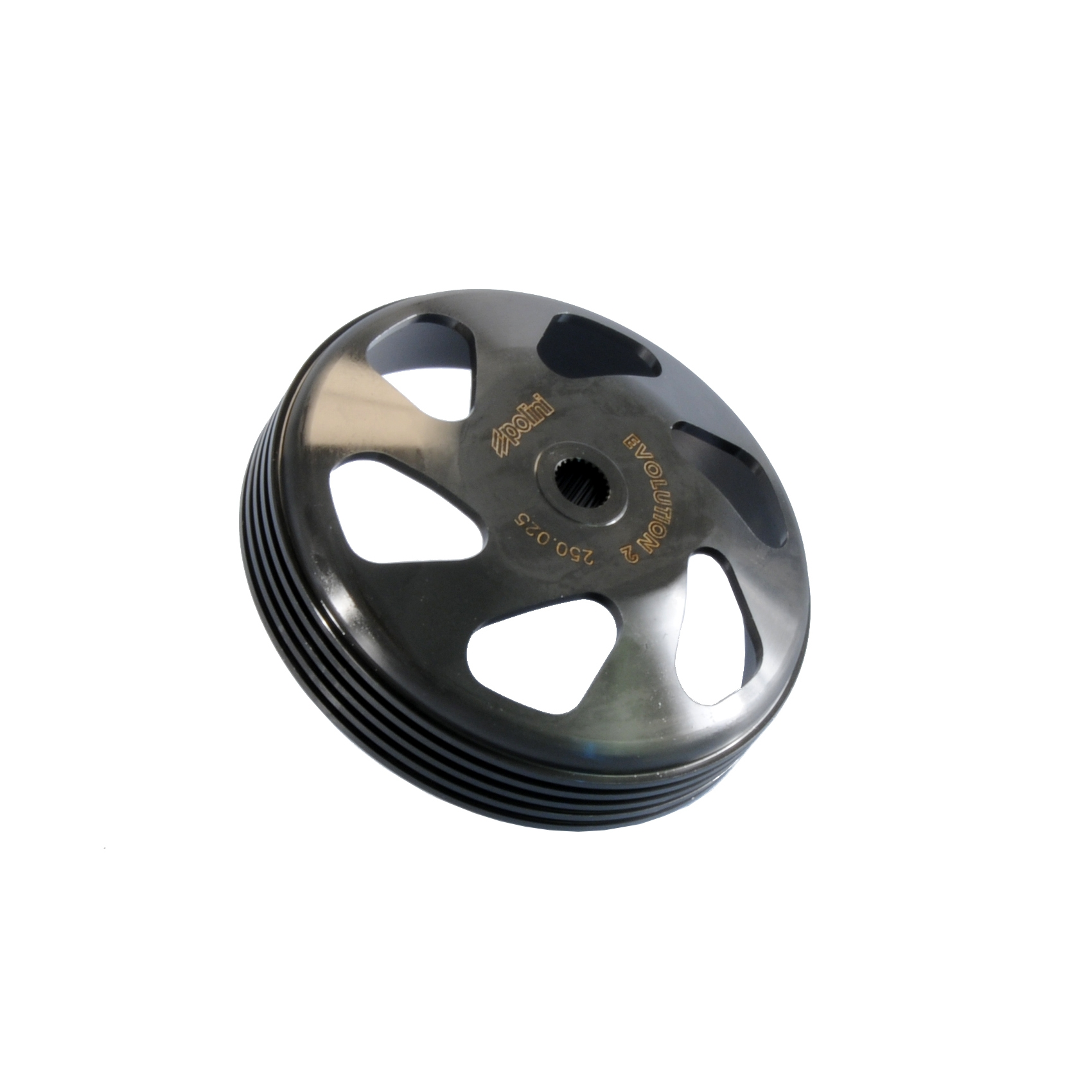 Cloche d'embrayage Polini Evolution 2 Speed Bell Buxy Typhoon
