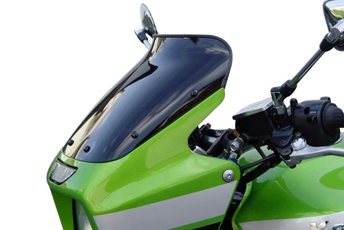 Bulle MRA Sport claire Kawasaki ZRX 1100 97-00