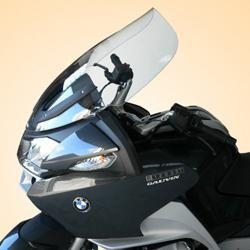 Bulle Bullster haute protection 75 cm incolore BMW R 1200 RT 05-09
