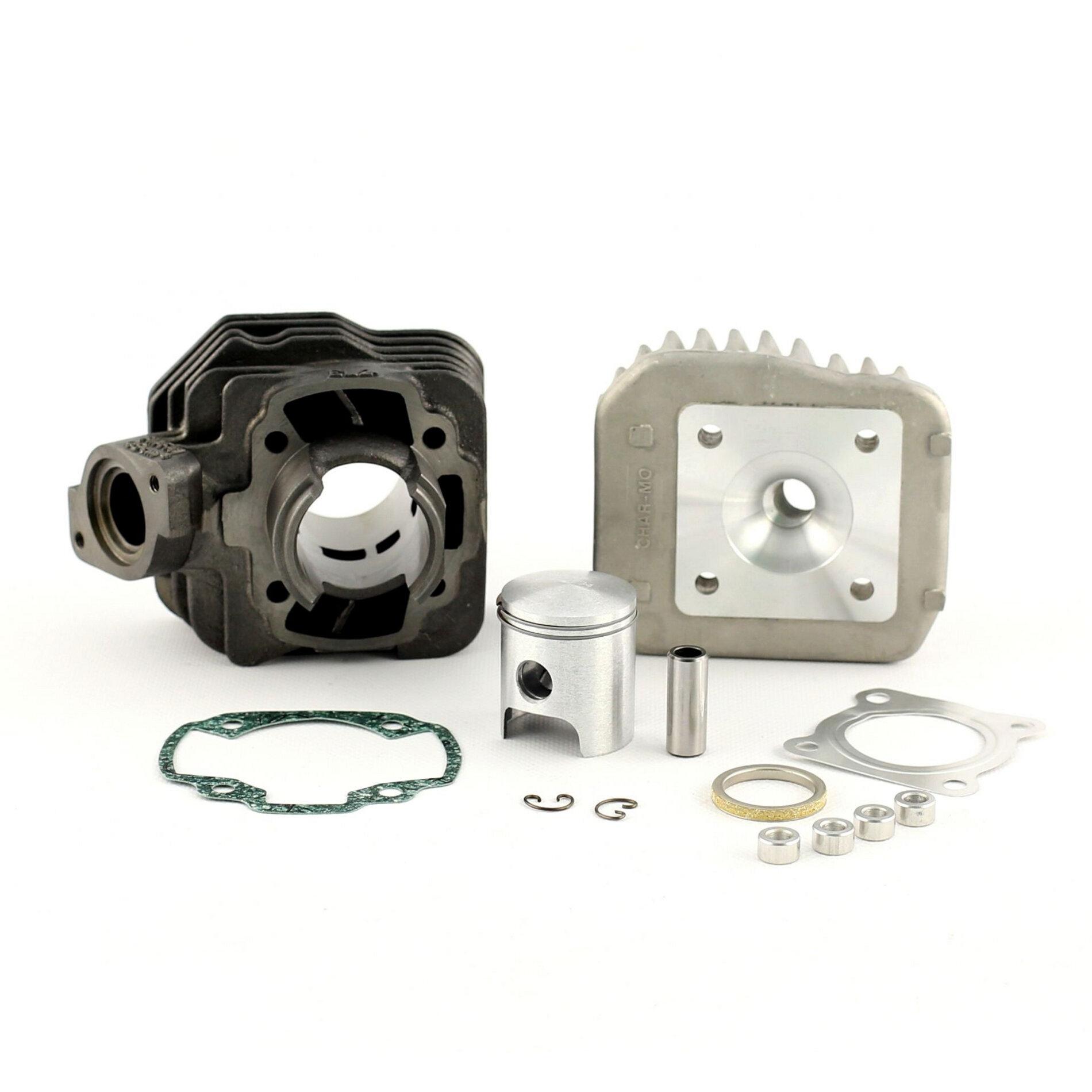 Cylindre Culasse D.40 Barikit Fonte Peugeot Trekker/Speedfight 2 AC 50