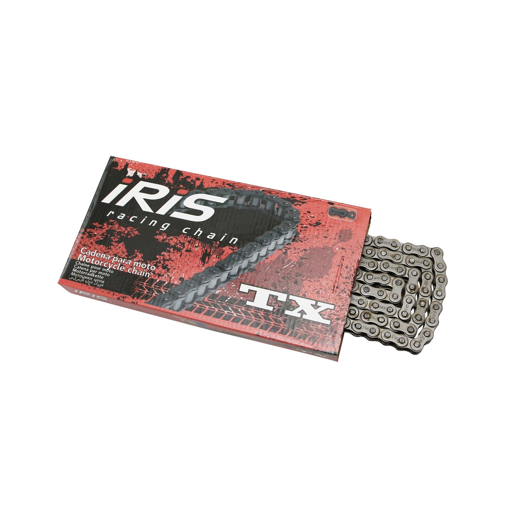 Chaîne Iris Standard 122 maillons Pas 428
