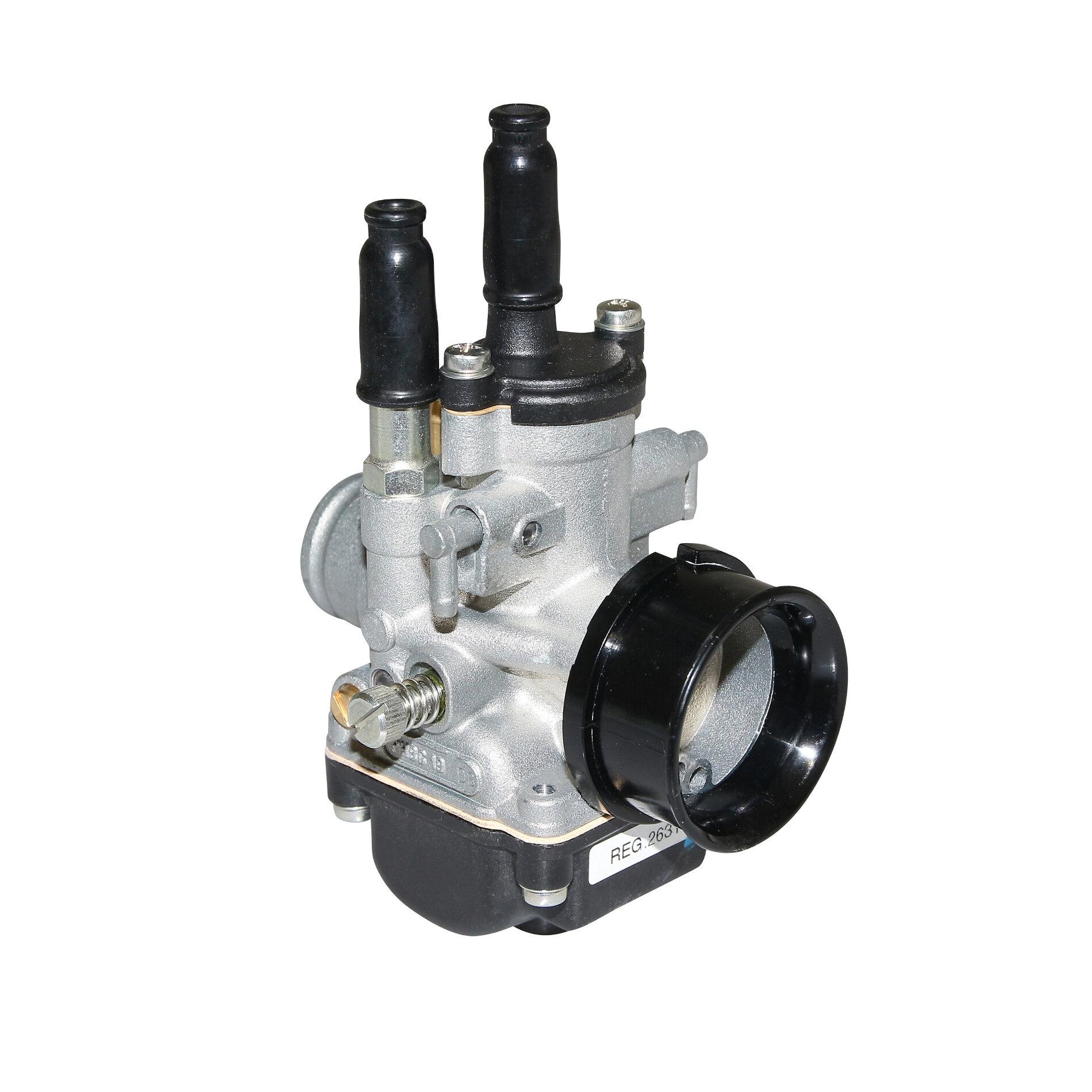 Carburateur Dell'orto PHBG D.19 DS (avec graissage et dépression)