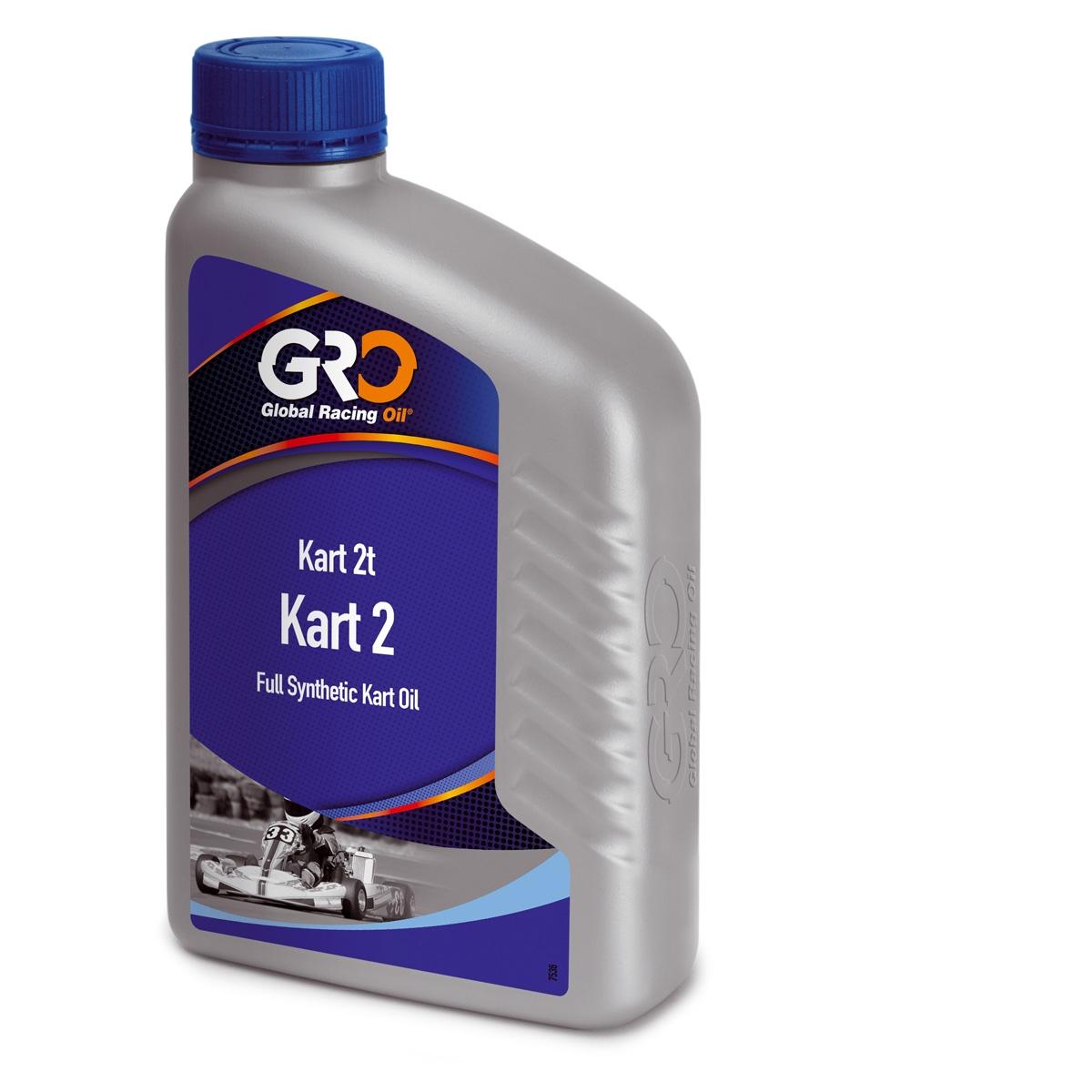 Huile GRO 2t kart-2