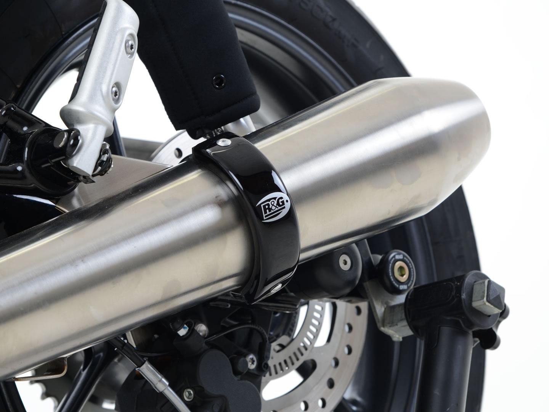 Protection de silencieux R&G Racing Triumph Street Twin 900 16-18