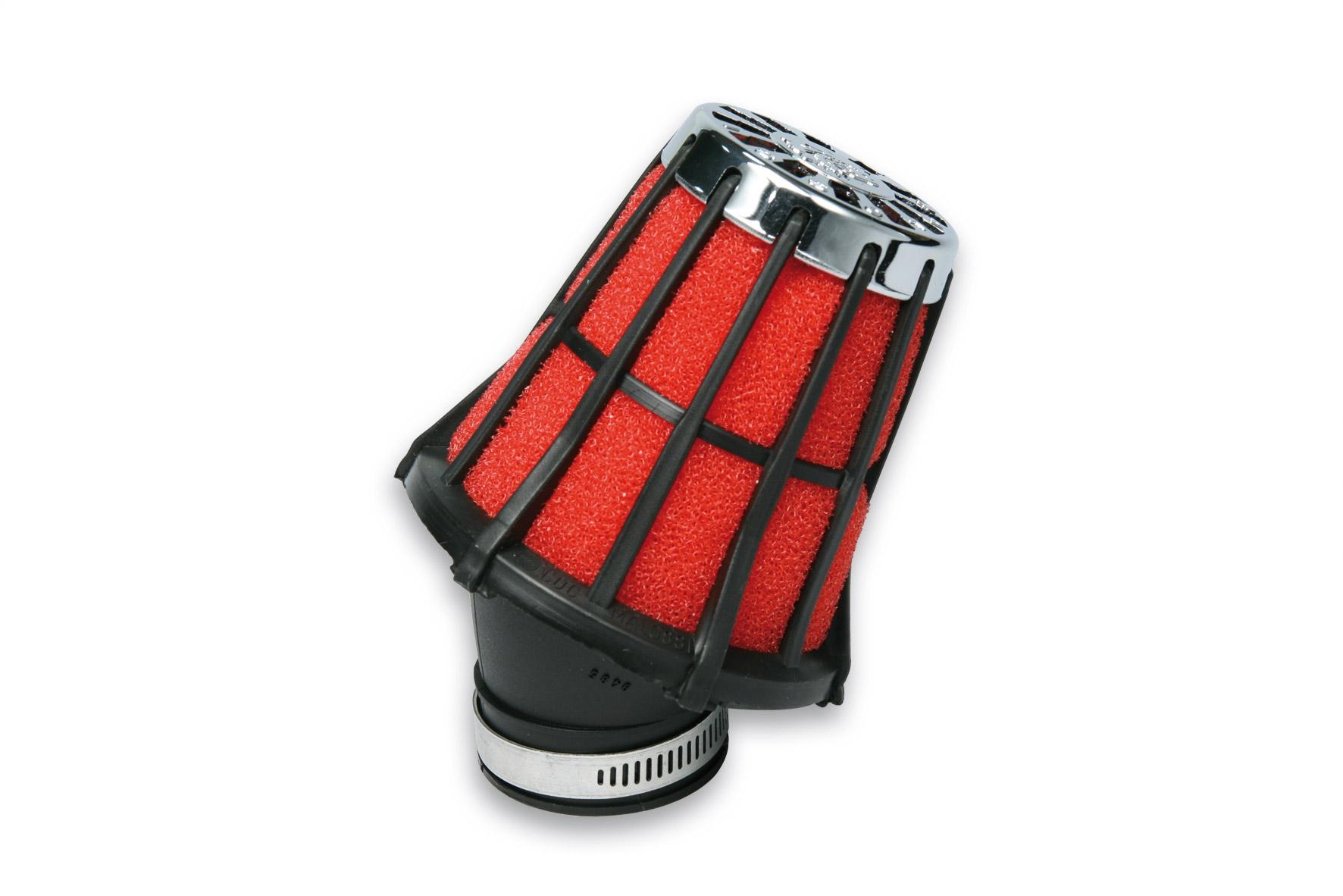 Filtre à air Malossi Red Filter E5 D.55 noir