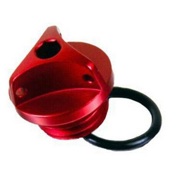 Bouchon de remplissage dhuile moteur Pro-Bolt rouge Yamaha YZF-R1 98-
