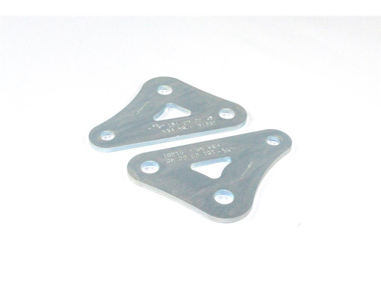 Kit rehausse de selle +35 mm Tecnium pour Suzuki DL1000 V-Strom 14-16