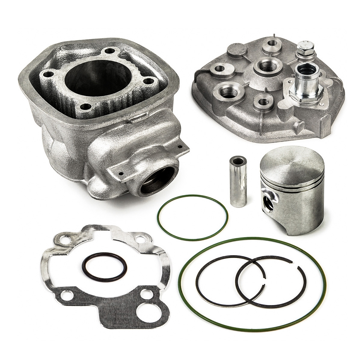Cylindre culasse Airsal Fonte Minatelli AM6