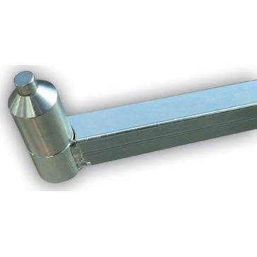 Adaptateur conique Bihr Ø12 / Ø30 mm pour béquille avant sous té de fo