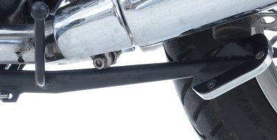 Extension de pied de béquille latérale R&G Racing Triumph Thruxton 900