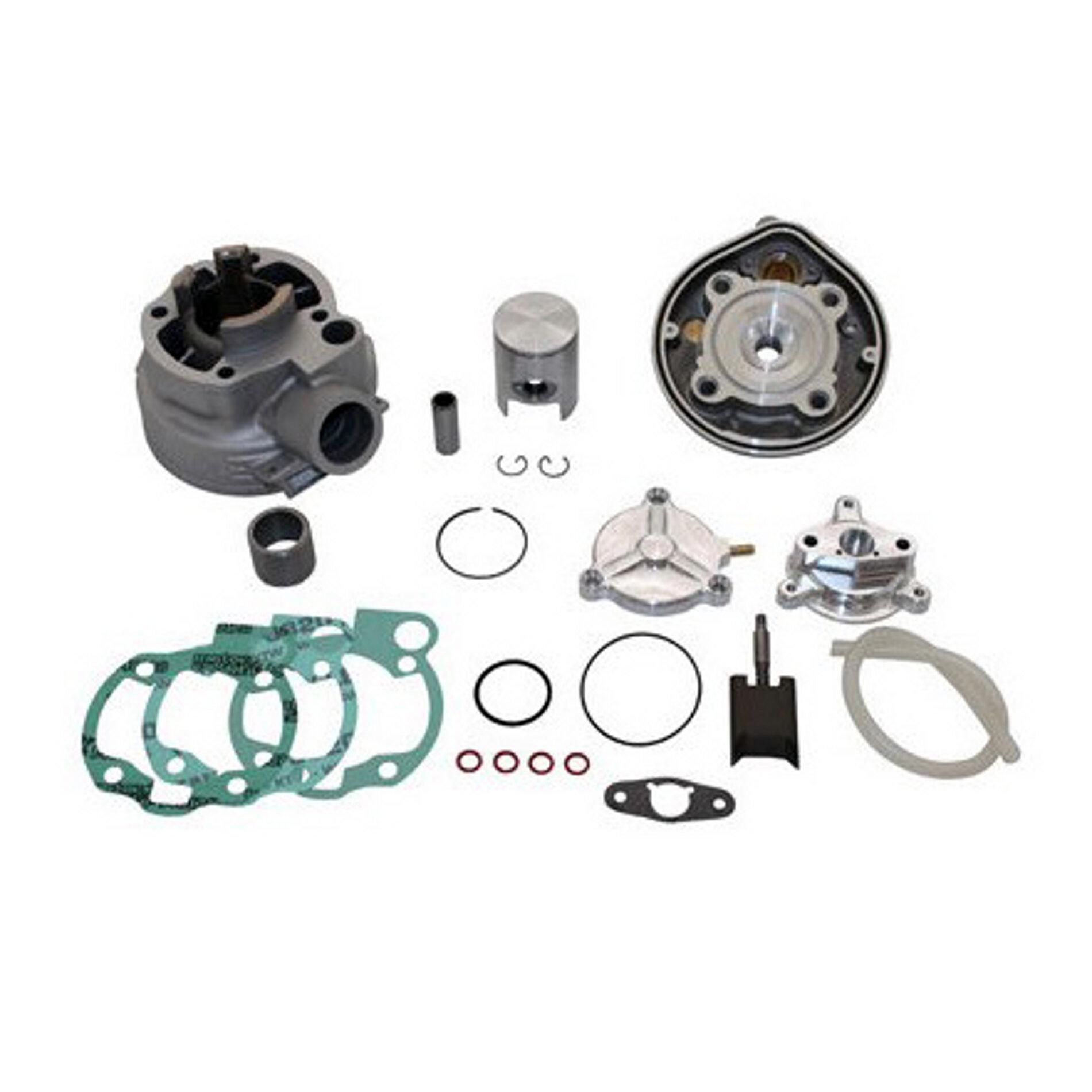 Cylindre-culasse Athena avec valve Ø40mm AM6 50cc