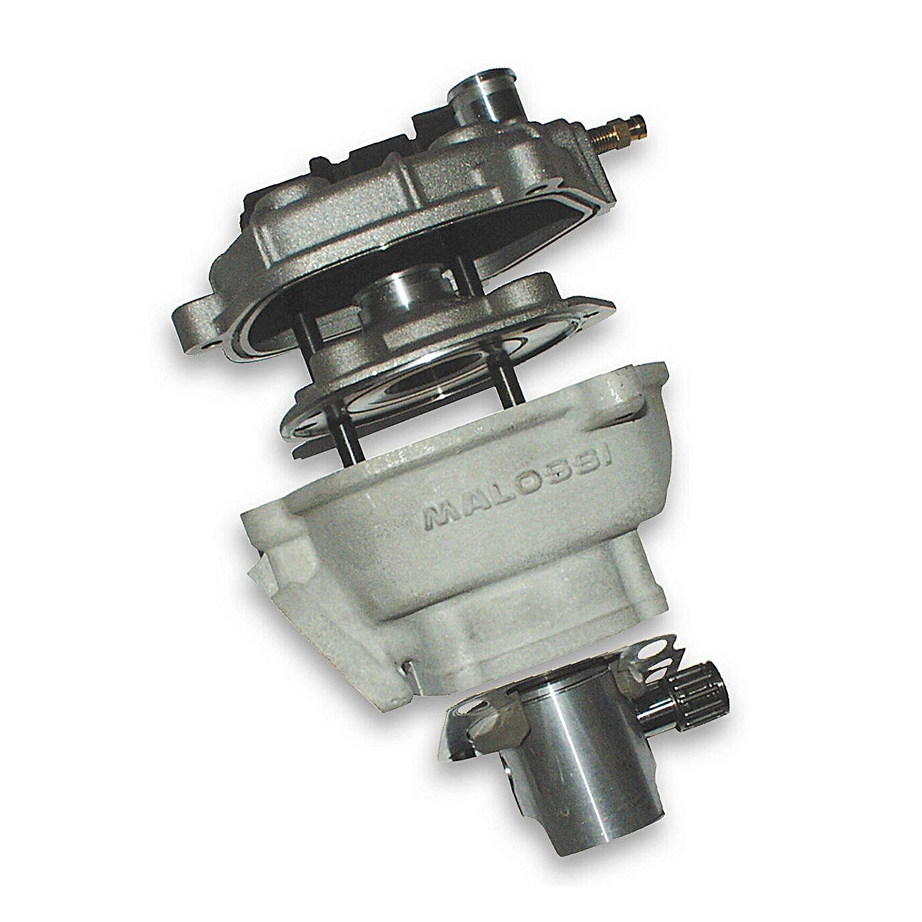 Cylindre Culasse D.40 Malossi MHR Team Nitro Axe 12