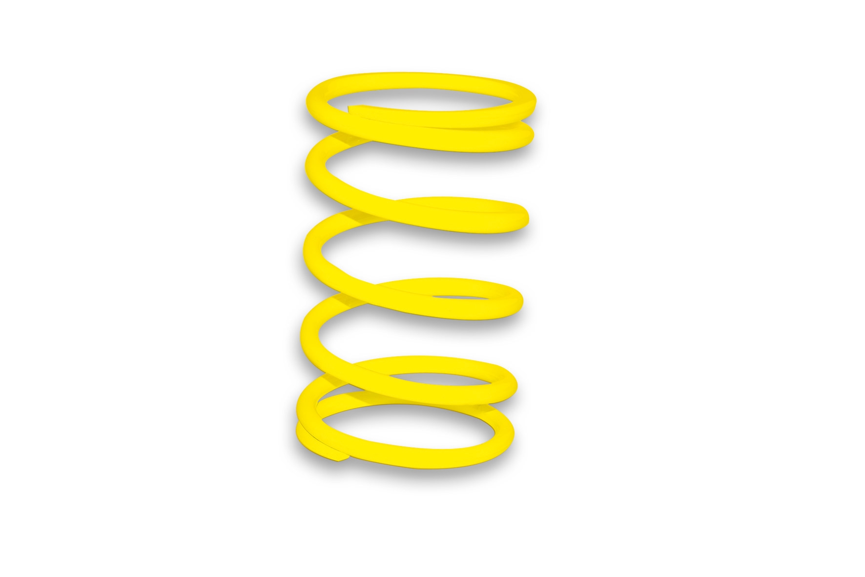 Ressort de poussée Malossi jaune 7,6K Scarabeo/Booster 100