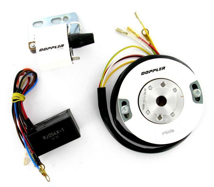 Allumage Doppler Rotor Interne avec éclairage X-Limit / DTR 2003>