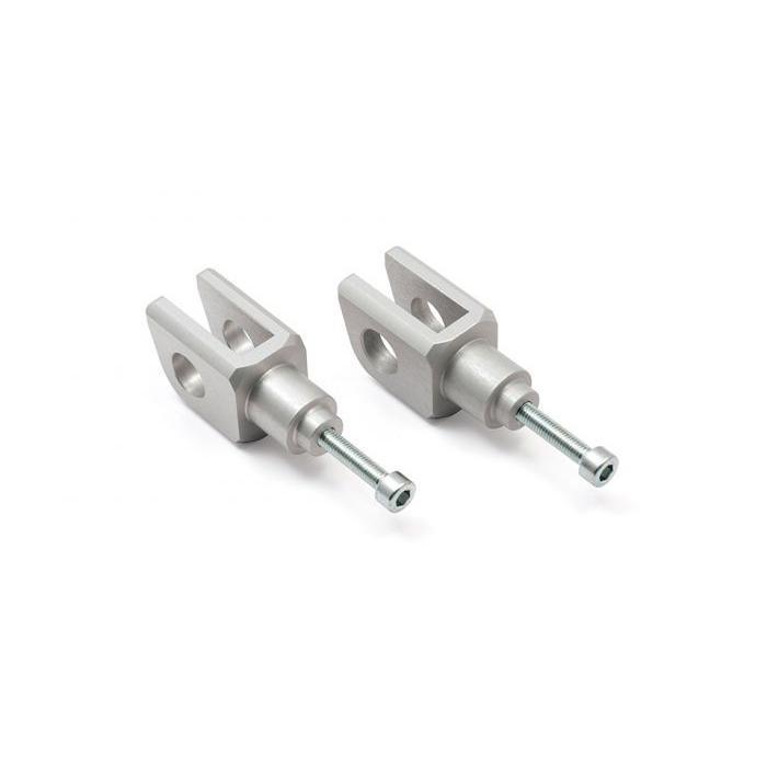 Supports de repose-pieds LSL arrière Triumph Speed Triple 1050 05-10