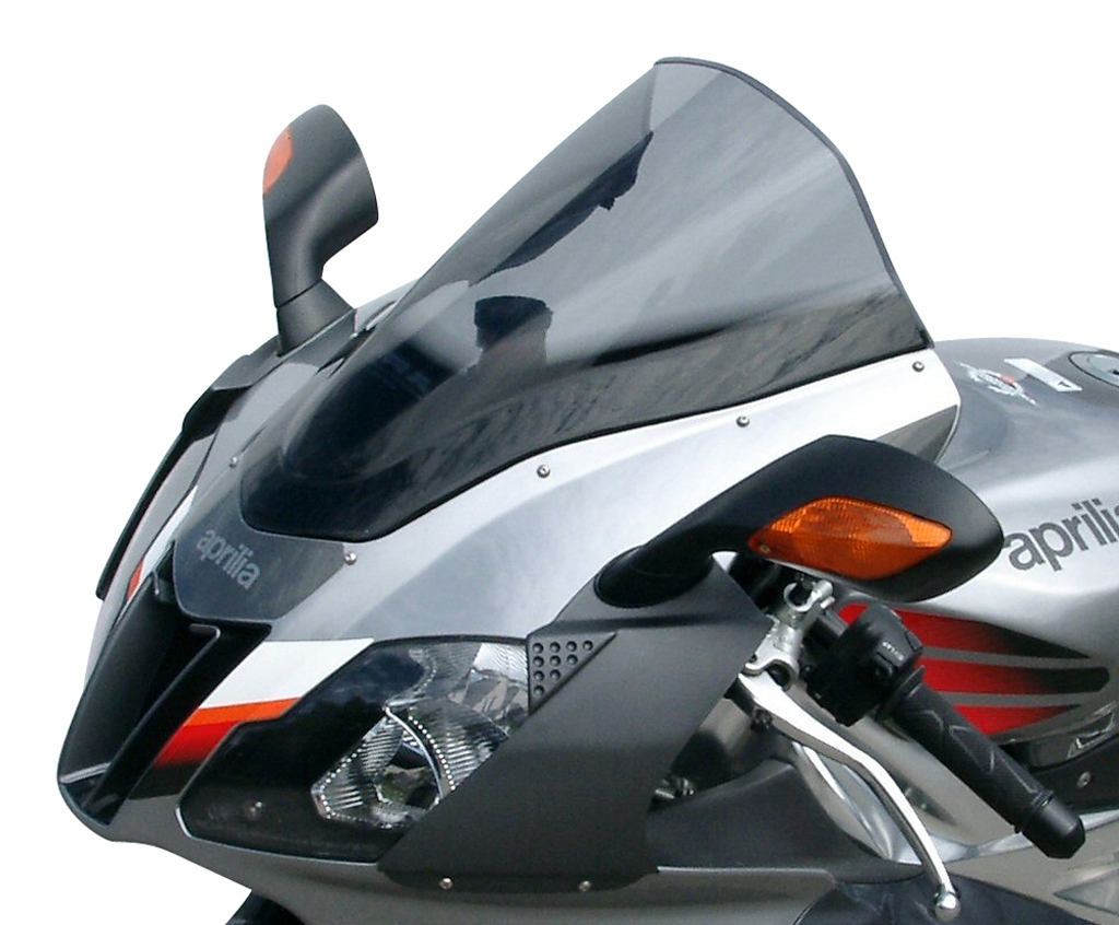 Bulle MRA Racing claire Aprilia RSV 1000 Factory 04-09