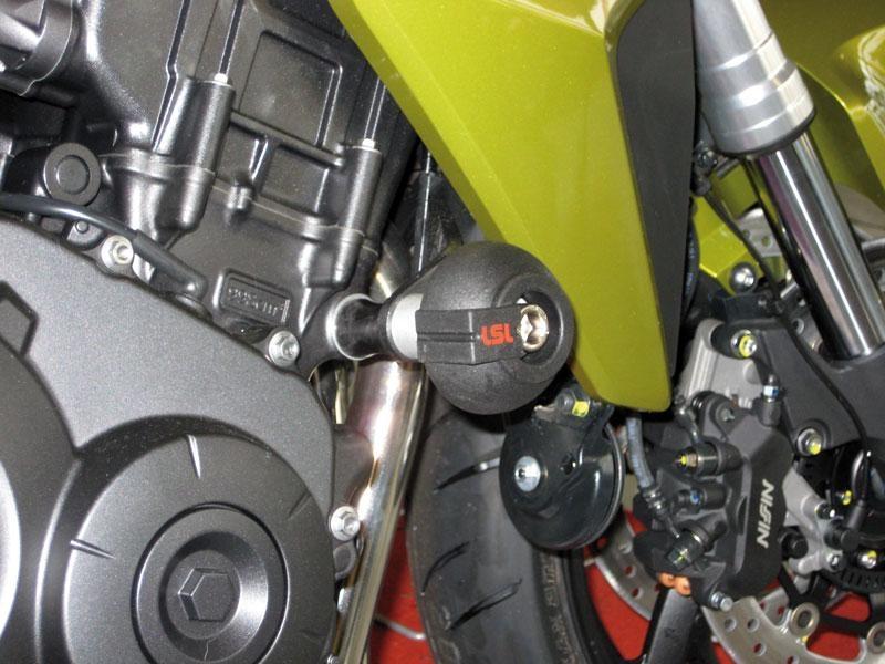 Kit fixation sur moteur pour tampon de protection LSL Honda CB 1000 R