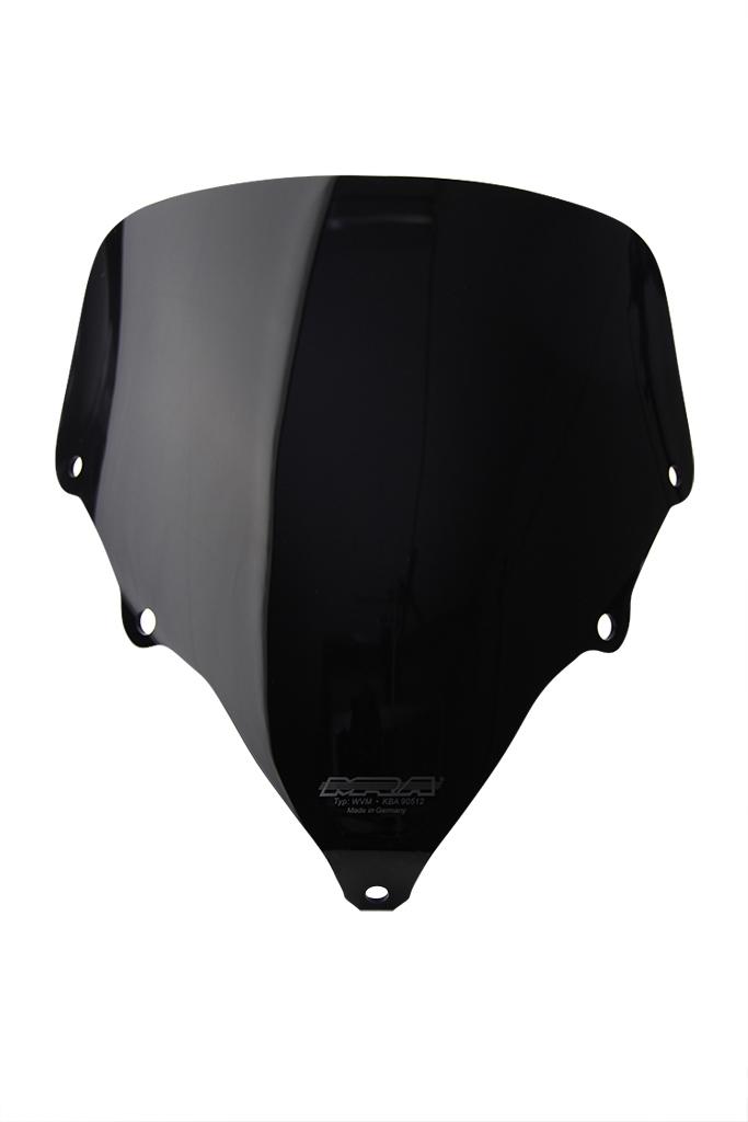Bulle MRA type origine noire Honda CBR 125 R 04-06