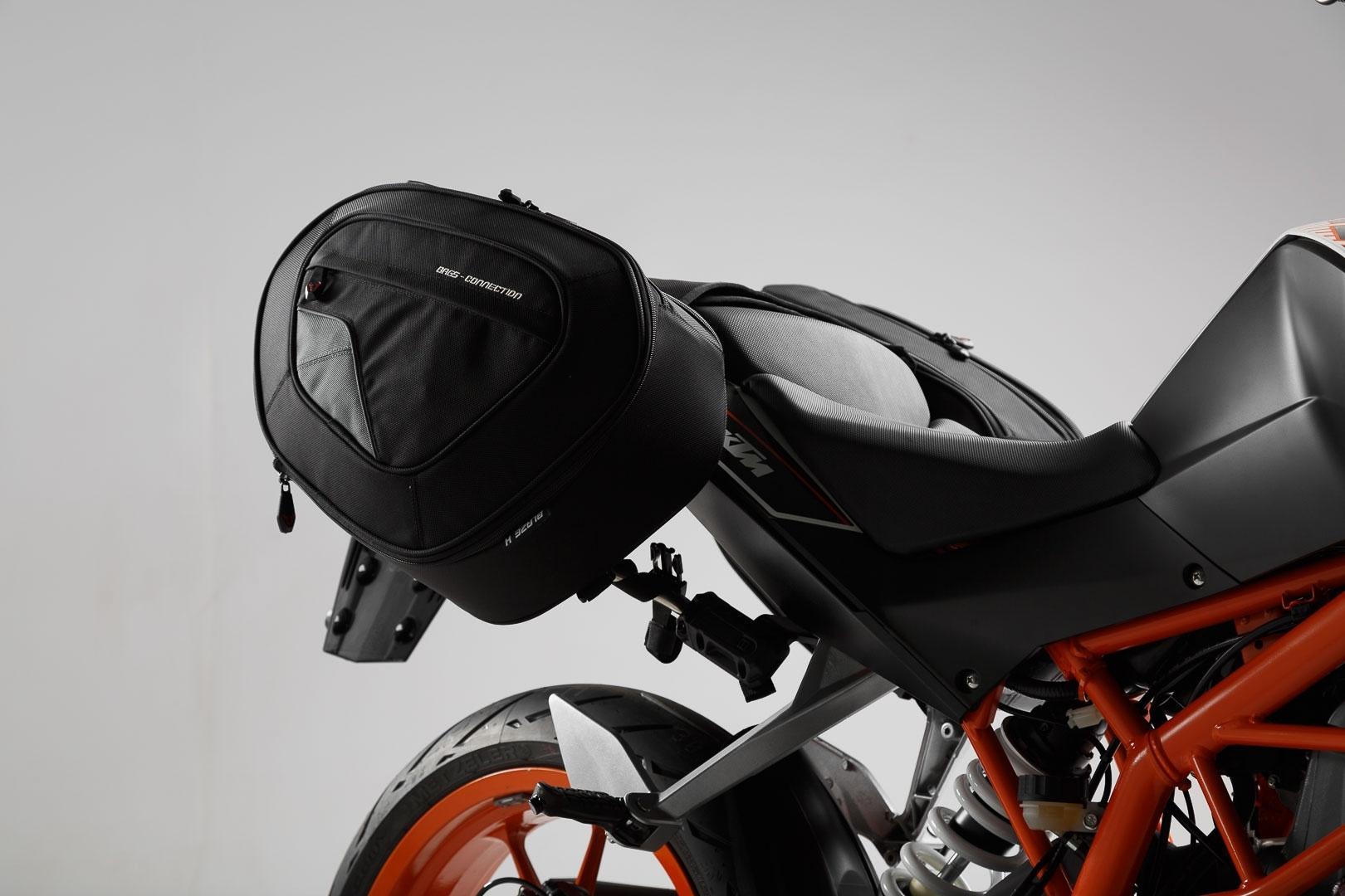 Sacoches latérales SW-Motech Blaze KTM 390 Duke 13-16