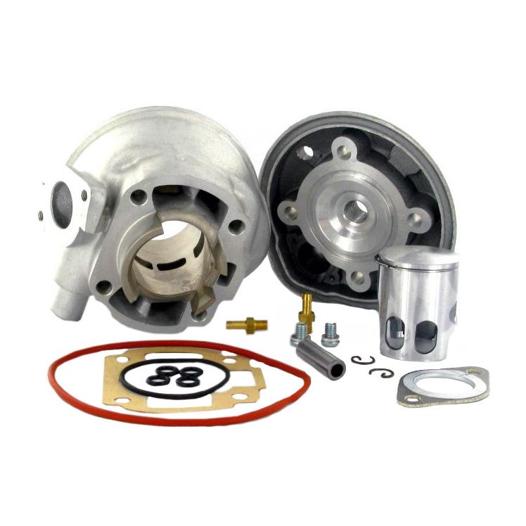 Cylindre culasse D.40 Doppler alu S1R Nitro 50cc