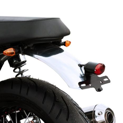 Garde-boue arrière LSL aluminium 18 pouces Honda CB 1100 13-14