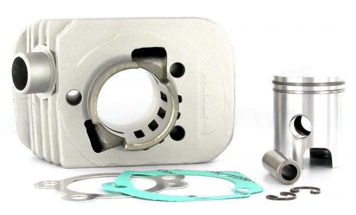 Cylindre D.38.4 Athena Alu Ciao 50cc - axe de 10