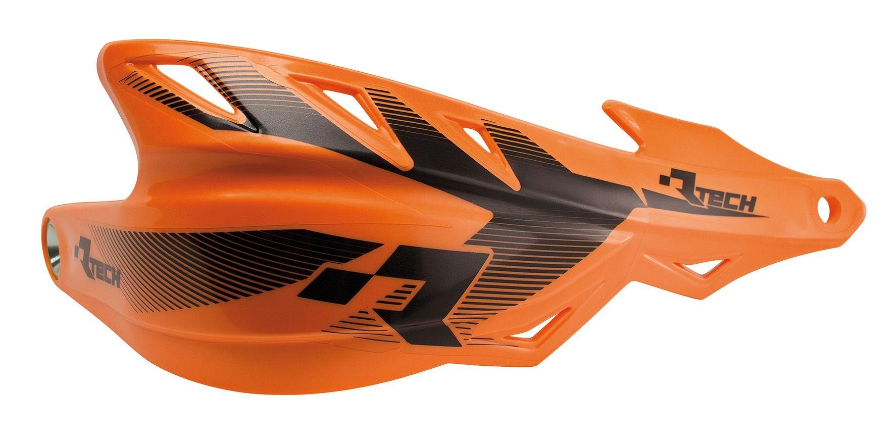 Protège-mains Racetech Raptor Oranges