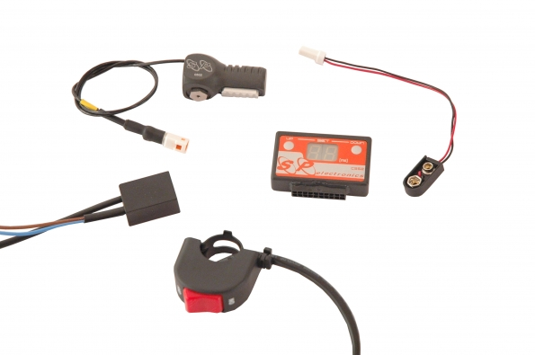 Shifter Sp Electronics capteur off-road Kawasaki